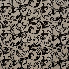 Classic Black Lattice Decorator Fabric by Fabricut