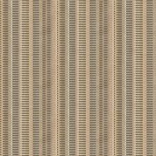 Beige/Grey Modern Decorator Fabric by Kravet