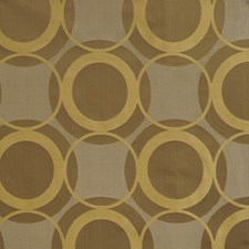 Olive Geometric Decorator Fabric by Fabricut