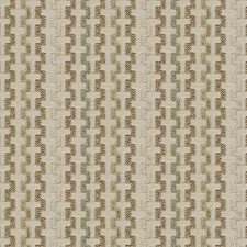 Beige/Grey Stripes Decorator Fabric by Kravet