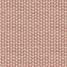 White/Burgundy/Red Small Scales Decorator Fabric by Kravet