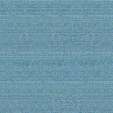 Turquoise/Grey/Blue Ethnic Decorator Fabric by Kravet