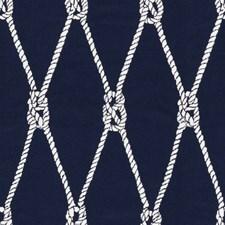 Indigo Diamond Decorator Fabric by Kravet