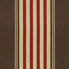 Cayenne Stripes Decorator Fabric by Kravet