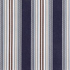 Natural/blue Decorator Fabric by Duralee