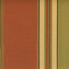 Sage/cinnamon Decorator Fabric by Duralee