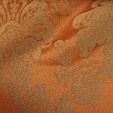 Burnt Orange Decorator Fabric by Duralee