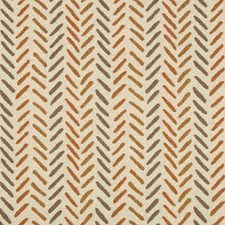 Earth Stripes Decorator Fabric by Kravet