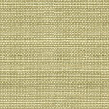 White/Ivory/Green Stripes Decorator Fabric by Kravet