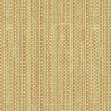 Peach Stripes Decorator Fabric by Kravet