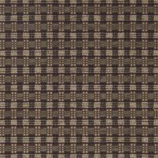 Tobacco Check Decorator Fabric by Fabricut
