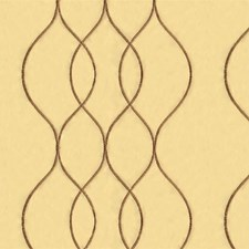 White/Beige Modern Decorator Fabric by Kravet