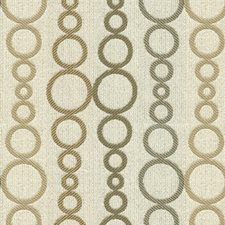 Beige/Grey/White Modern Decorator Fabric by Kravet