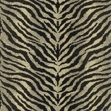 Black/White Animal Skins Decorator Fabric by Kravet