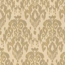 Beige/Grey Ikat Decorator Fabric by Kravet
