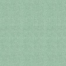 Light Blue/Light Green/White Diamond Decorator Fabric by Kravet