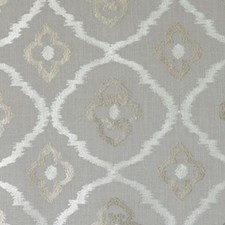 Dove Embroidery Decorator Fabric by Duralee