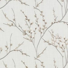 Moss Embroidery Decorator Fabric by Duralee