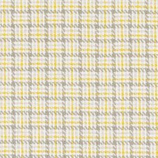 Sunflower Geometric Decorator Fabric by Duralee