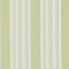Honey Dew Stripe Decorator Fabric by Duralee