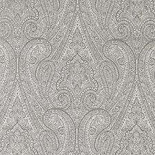 Mushroom Paisley Decorator Fabric by Duralee