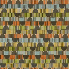 Escapade Geometric Decorator Fabric by Kravet