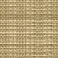 Beige/Yellow/Brown Stripes Decorator Fabric by Kravet