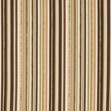 Truffle Stripes Decorator Fabric by Fabricut