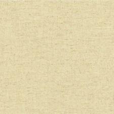 Beige/Gold/Metallic Solids Decorator Fabric by Kravet