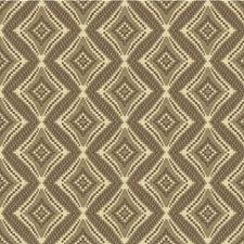Ivory/Grey/Charcoal Diamond Decorator Fabric by Kravet