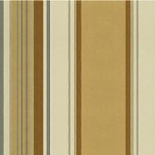 Brown/Grey/Beige Stripes Decorator Fabric by Kravet