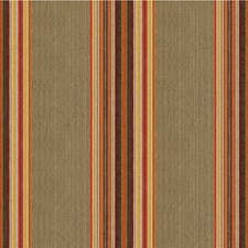 Yam Stripes Decorator Fabric by Kravet