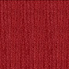 Red Herringbone Decorator Fabric by Kravet