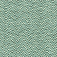 Pool Flamestitch Decorator Fabric by Kravet