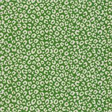 Picnic Green Animal Skins Decorator Fabric by Kravet