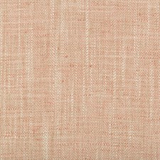 Pink/Beige Herringbone Decorator Fabric by Kravet