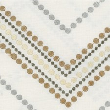Bronze Geometric Decorator Fabric by Kravet