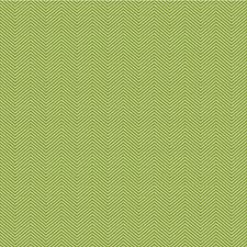 Celery/Beige Herringbone Decorator Fabric by Kravet
