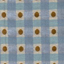 Bluestone Check Decorator Fabric by Fabricut