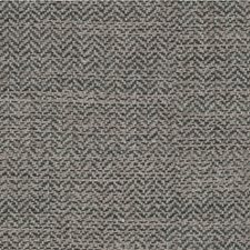 Noir Herringbone Decorator Fabric by Kravet