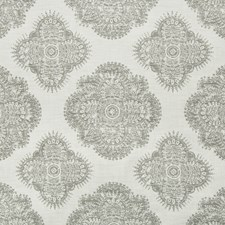 Slate Ethnic Decorator Fabric by Kravet