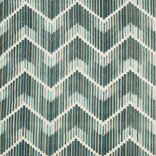 Peacock Modern Decorator Fabric by Kravet