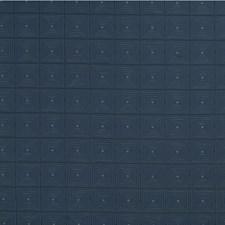 Lapis Geometric Decorator Fabric by Kravet