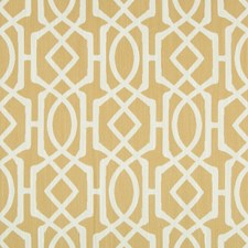 Beige/White Geometric Decorator Fabric by Kravet