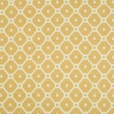 Beige/Celery Diamond Decorator Fabric by Kravet