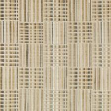Gold/Grey/Brown Geometric Decorator Fabric by Kravet