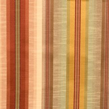 Copperdust Stripes Decorator Fabric by Fabricut