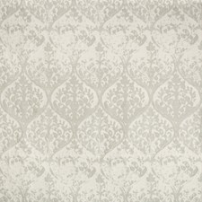 Silver Damask Decorator Fabric by Kravet