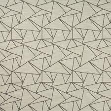 Grey/Beige Modern Decorator Fabric by Kravet