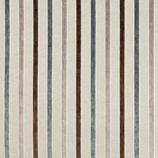 Otter Stripes Decorator Fabric by Kravet